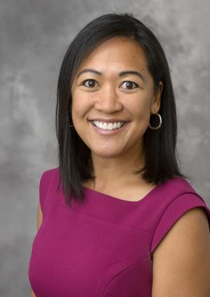 Photo of Dr. Jasmine Gonzalvo