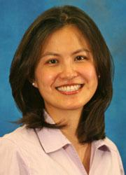 Photo of Dr. Judy Chen