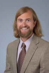 Photo of Dr. Zach Weber