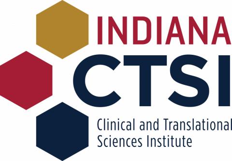 Image of the Indiana CTSI logo