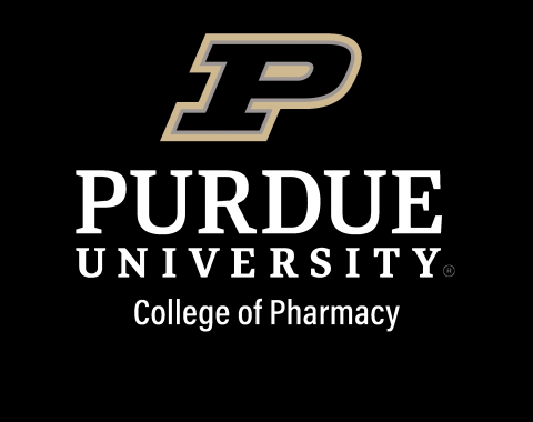 Image of the Purdue College of Pharmacy logo