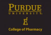 Purdue University College of Pharmacy Logo